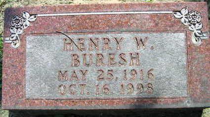 BURESH, HENRY W. - Linn County, Iowa | HENRY W. BURESH