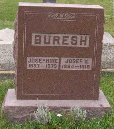 BURESH, JOSEPHINE - Linn County, Iowa | JOSEPHINE BURESH