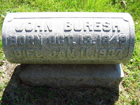 BURESH, JOHN - Linn County, Iowa | JOHN BURESH