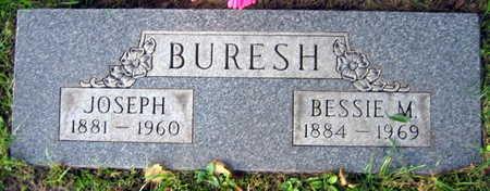 BURESH, BESSIE M. - Linn County, Iowa | BESSIE M. BURESH