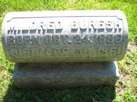 BURESH, MILDRED - Linn County, Iowa | MILDRED BURESH
