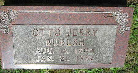 BURESH, OTTO JERRY - Linn County, Iowa | OTTO JERRY BURESH