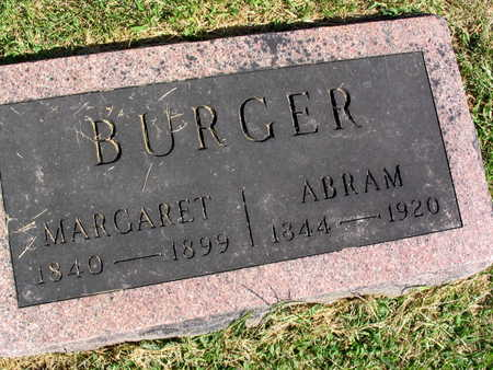 BURGER, MARGARET - Linn County, Iowa | MARGARET BURGER