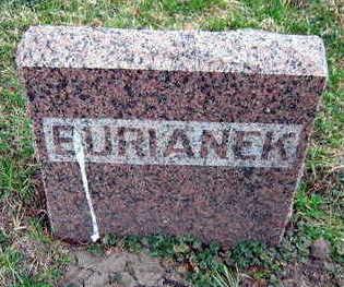 BURIANEK, FAMILY STONE - Linn County, Iowa | FAMILY STONE BURIANEK