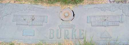 BURKE, CLAUDE L - Linn County, Iowa | CLAUDE L BURKE
