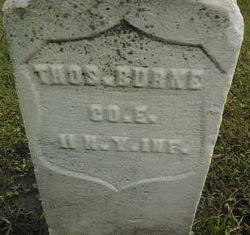 BURNE, THOMAS - Linn County, Iowa | THOMAS BURNE