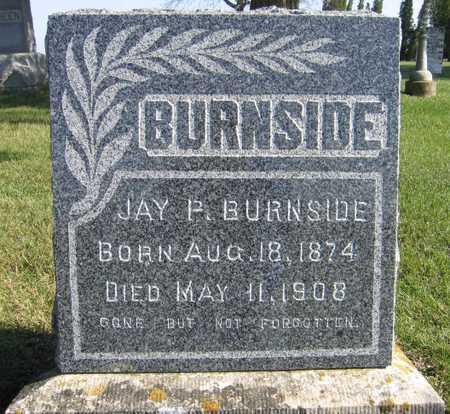 BURNSIDE, JAY P. - Linn County, Iowa | JAY P. BURNSIDE