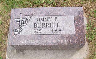 BURRELL, JIMMY - Linn County, Iowa | JIMMY BURRELL