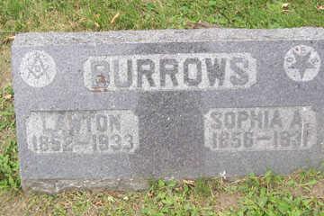 BURROWS, LAWTON - Linn County, Iowa | LAWTON BURROWS