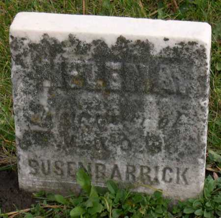 BUSENBARRICK, HELEN A. - Linn County, Iowa   HELEN A. BUSENBARRICK