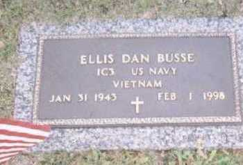 BUSSE, ELLIS DAN - Linn County, Iowa | ELLIS DAN BUSSE