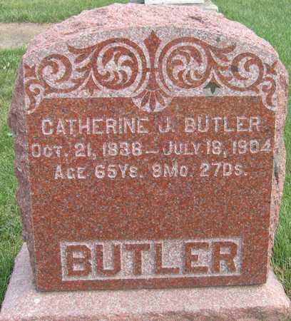 BUTLER, CATHERINE J. - Linn County, Iowa | CATHERINE J. BUTLER