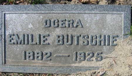 BUTSCHIE, EMILIE - Linn County, Iowa | EMILIE BUTSCHIE