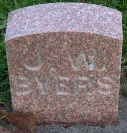 BYERS, J. W. - Linn County, Iowa   J. W. BYERS