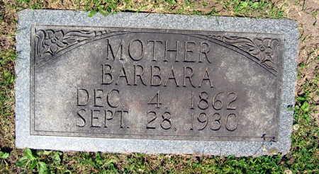 CABALKA, BARBARA - Linn County, Iowa | BARBARA CABALKA