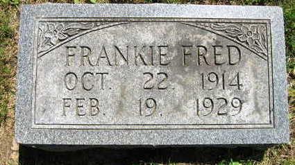 CABALKA, FRANKIE FRED - Linn County, Iowa | FRANKIE FRED CABALKA