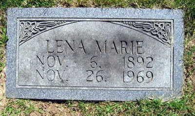 CABALKA, LENA MARIE - Linn County, Iowa | LENA MARIE CABALKA