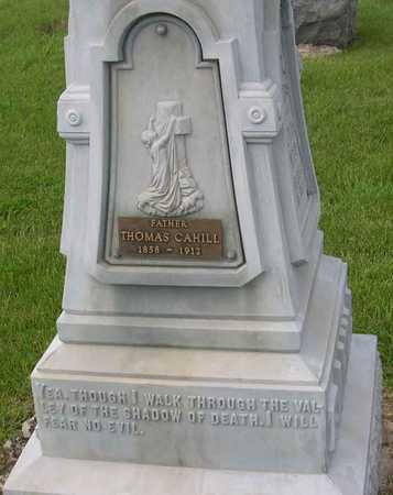 CAHILL, THOMAS - Linn County, Iowa | THOMAS CAHILL