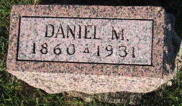 CALAHAN, DANIEL M. - Linn County, Iowa | DANIEL M. CALAHAN