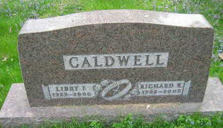 CALDWELL, LIBBY E. - Linn County, Iowa | LIBBY E. CALDWELL
