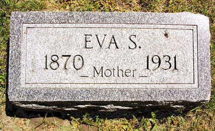 CALHOUN, EVA S. - Linn County, Iowa   EVA S. CALHOUN