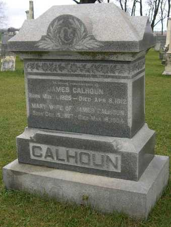 CALHOUN, MARY - Linn County, Iowa | MARY CALHOUN