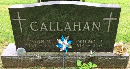 CALLAHAN, WILMA D. - Linn County, Iowa | WILMA D. CALLAHAN
