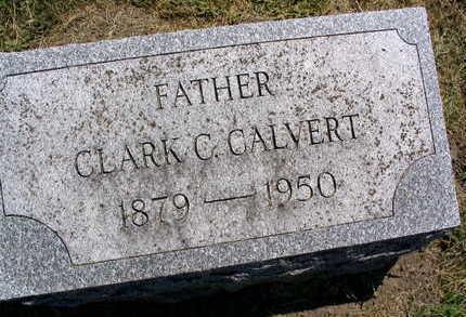 CALVERT, CLARK C. - Linn County, Iowa | CLARK C. CALVERT