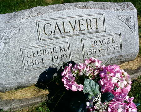 CALVERT, GRACE E. - Linn County, Iowa | GRACE E. CALVERT