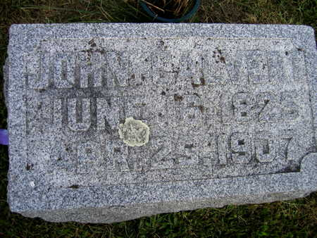 CALVERT, JOHN - Linn County, Iowa | JOHN CALVERT