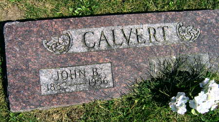 CALVERT, HAZEL M. - Linn County, Iowa | HAZEL M. CALVERT