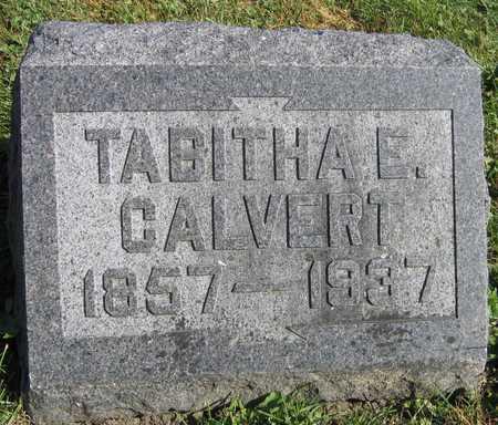 CALVERT, TABITHA E. - Linn County, Iowa | TABITHA E. CALVERT