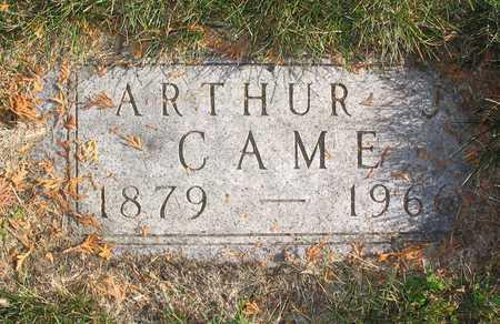 CAME, ARTHUR J. - Linn County, Iowa   ARTHUR J. CAME