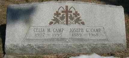 MOTTINGER-CAMP, CELIA MAE - Linn County, Iowa | CELIA MAE MOTTINGER-CAMP
