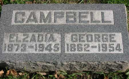 CAMPBELL, GEORGE - Linn County, Iowa | GEORGE CAMPBELL