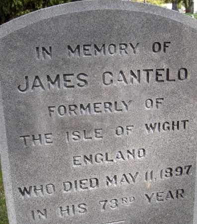 CANTELO, JAMES - Linn County, Iowa | JAMES CANTELO