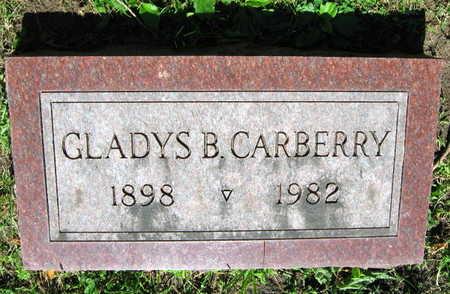 CARBERRY, GLADYS B. - Linn County, Iowa | GLADYS B. CARBERRY