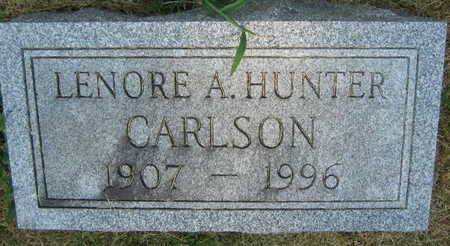CARLSON, LENORE A. - Linn County, Iowa | LENORE A. CARLSON