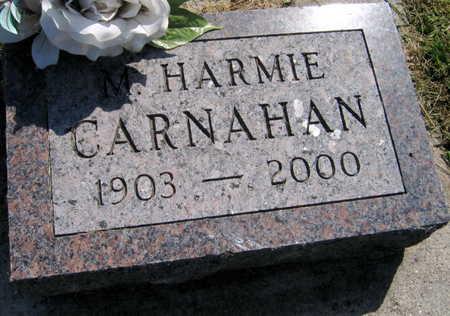 CARNAHAN, M. HARMIE - Linn County, Iowa   M. HARMIE CARNAHAN