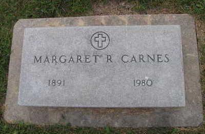 CARNES, MARGARET R. - Linn County, Iowa | MARGARET R. CARNES