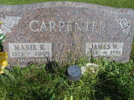 CARPENTER, MARIE E. - Linn County, Iowa | MARIE E. CARPENTER