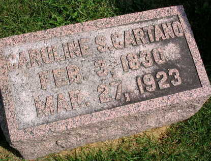 CARTANO, CAROLINE S. - Linn County, Iowa | CAROLINE S. CARTANO