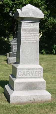 CARVER, FAMILY STONE - Linn County, Iowa | FAMILY STONE CARVER