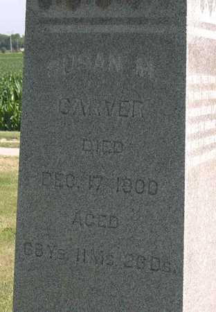 CARVER, SUSAN M. - Linn County, Iowa   SUSAN M. CARVER