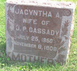 CASSADY, JACYNTHA - Linn County, Iowa | JACYNTHA CASSADY