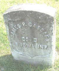 CASSADY, JAMES P. - Linn County, Iowa   JAMES P. CASSADY