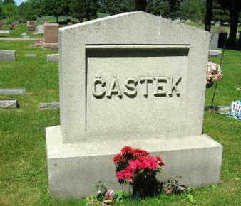 CASTEK, FAMILY STONE - Linn County, Iowa | FAMILY STONE CASTEK
