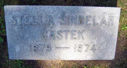 CASTEK, STELLA - Linn County, Iowa | STELLA CASTEK