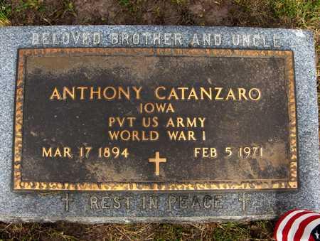 CATANZARO, ANTHONY - Linn County, Iowa | ANTHONY CATANZARO