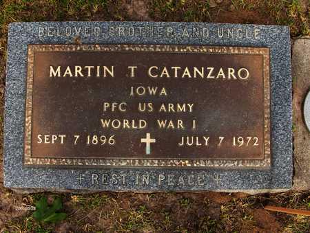 CATANZARO, MARTIN T. - Linn County, Iowa | MARTIN T. CATANZARO